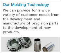 Our Molding Technology
